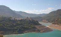 Puebla de arenoso Panoramica